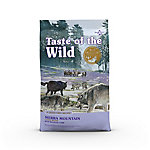 Taste of the Wild Sierra Mountain Canine Formula with Roasted Lamb Dog Food, 5 lb. Bag