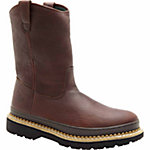 Georgia Boot Men's 9 in. Giant Wellington Pull-On Work Boot