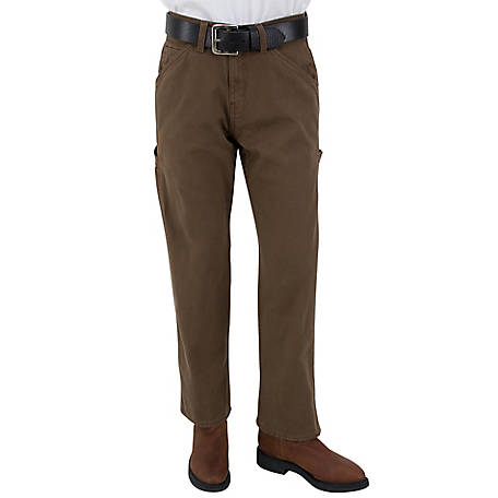C.E. Schmidt Men's Canvas Utility Pants