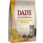 DAD'S Gourmet Blend Natural Dry Cat Food, 16 lb. Bag