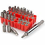 TEKTON 33-Piece Security Screwdriver Bit Set
