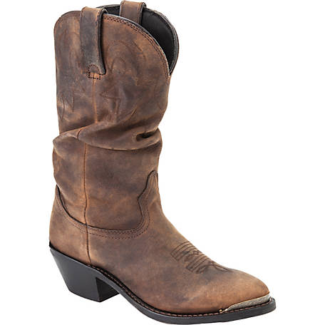 world-wide renown luxury aesthetic super cheap compares to Durango Women's 11 in. Slouch Cowboy Boot at Tractor Supply Co.