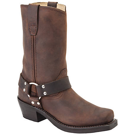 Durango Harness Leather Boots