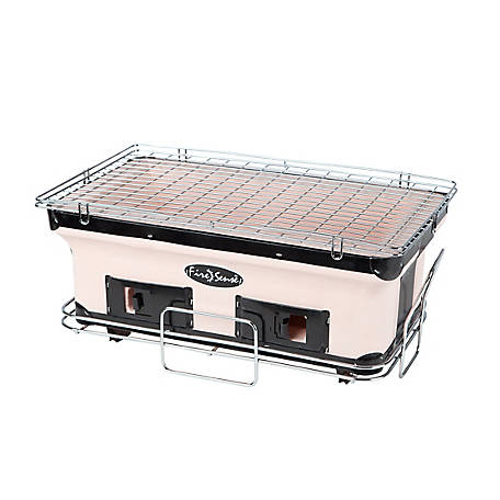 Fire Sense Hotspot Rectangle Yakatori Charcoal Grill, 60450