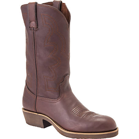 Durango Men's Farm & Ranch 12 in. Pull-On Boot
