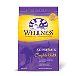 Wellness Complete Health Super5Mix Chicken Recipe Dog Food, 15 lb.
