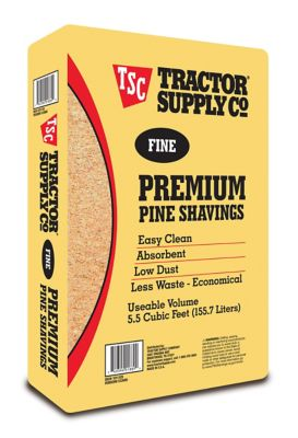 10d8d688b Tractor Supply Co. Fine Premium Pine Shavings