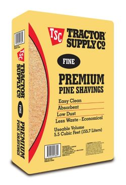 Shop TSC Pine Shavings at Tractor Supply Co.