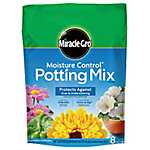 Miracle-Gro Moisture Control Potting Mix, 8 qt.