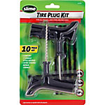 Slime Tire Plug Kit with Pistol Grip Plugger/Reamer