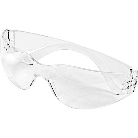 TradesPro Clear Lens Safety Glasses