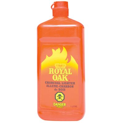 Buy Royal Oak Charcoal Lighter Fluid; 1 L Online