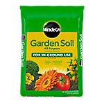 Miracle-Gro Garden Soil for Flowers & Vegetables, 1 cu. ft.