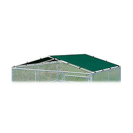 Kennel Roof Cover Kit 10 Ft X 10 Ft At Tractor Supply Co
