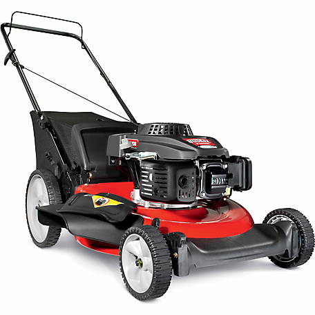 Huskee 21 In 3 In 1 159cc Push Mower Carb Compliant At Tractor