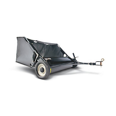 Agri-Fab 42 in. Tow Behind Lawn Sweeper, 45-0320