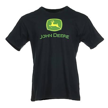 ebf7213304f John Deere Men s Trade Mark Logo T-Shirt at Tractor Supply Co.