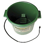 Farm Innovators 16 gal. Heated Plastic Tub