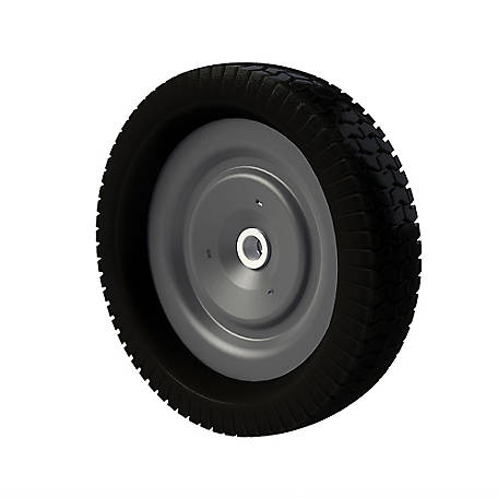Ohio Steel OEM Lawn Sweeper Replacement Wheel, 307011-C