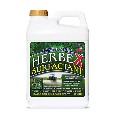 Organic Labs Plant Doctor Herbex Surfactant, 2-1/2 gal., 131-041