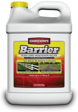 Shop Gordon's Barrier 2.5 Gal. Vegetation Killer Concentrate at Tractor Supply Co.