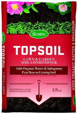 Soil At Tractor Supply Co