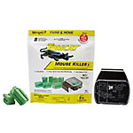 Tomcat Mouse Killer Refillable Kid and Dog Resistant Station, Pack of 8, 22778