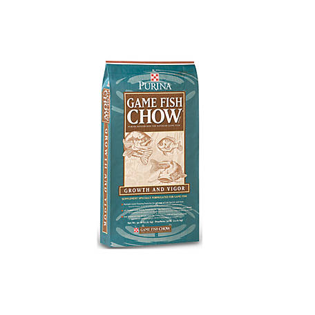 Purina Game Fish Chow, 50 lb., 1363