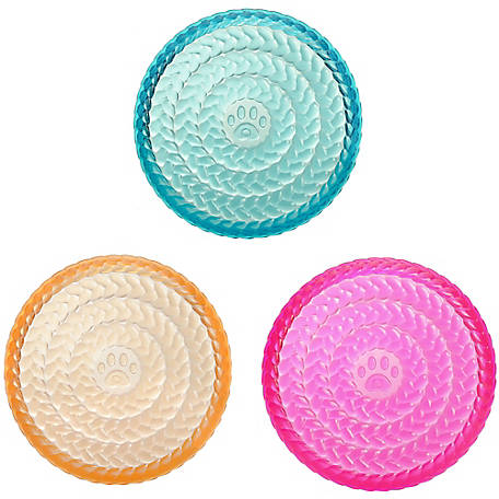 Retriever Dog Frisbee, 9 in., YZT018