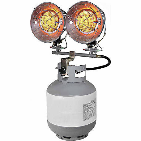 RedStone Liquid Propane Tank Top Heater, 30,000 BTUs