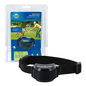 petsafe stay play wireless fence receiver collar - Petsafe Wireless Fence