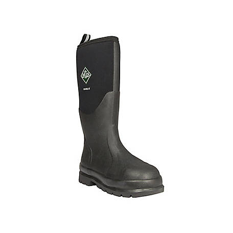 Muck Boot Company Men's Chore Tall Steel Toe Boot