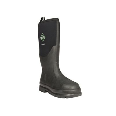 86c81fe1068 Muck Boot Company Men's Chore Tall Steel Toe Boot at Tractor Supply Co.