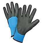 West Chester Women's Thermal Sandy Nitrile Knuckle Dipped Gloves