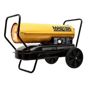 Master Kerosene Diesel Forced Air Heater 135 000 Btu At