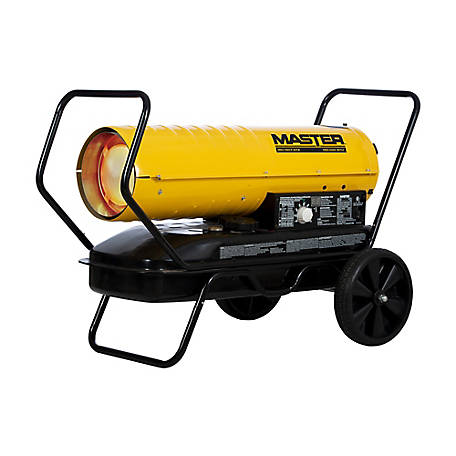 Master 190 000 Btu Kerosene Diesel Forced Air Torpedo