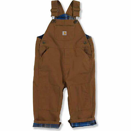 3884c950e4d9 Carhartt Toddler Boys  Lined Bib Overall at Tractor Supply Co.