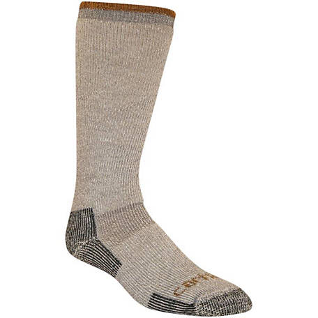 Carhartt Arctic Wool Heavyweight Boot Socks, 1 Pair