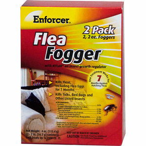 enforcer flea fogger 2 oz pack of 2