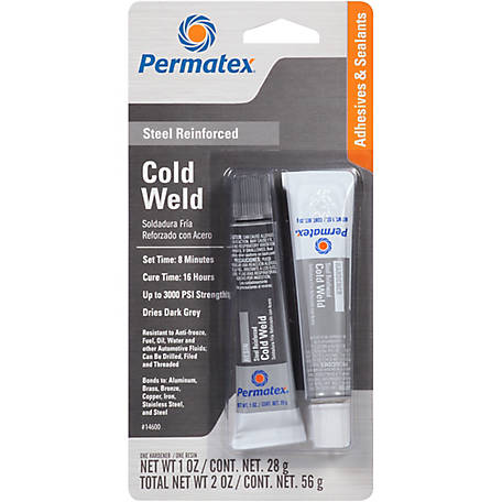 Permatex Cold Weld Bonding Compound, 14600