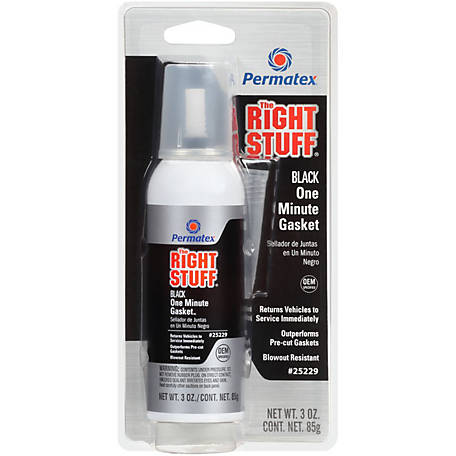 Permatex The Right Stuff Gasket Maker, 3 oz., 25229