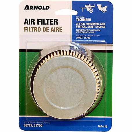 Arnold Replacement Tecumseh Air Filter, TAF-115