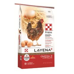 Shop 40-50 lb. Purina Layena Poultry Feed at Tractor Supply Co.