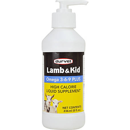 Lamb & Kid Omega 3 Plus, 8 oz.