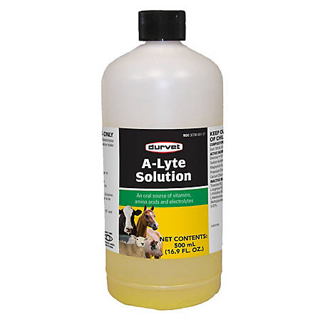 Durvet A-Lyte Solution, 500 mL