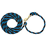 Weaver Leather Livestock Adjustable Poly Neck Rope, Black