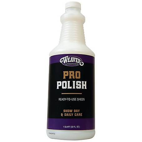 Weaver Leather Stierwalt ProPolish, 1 qt.