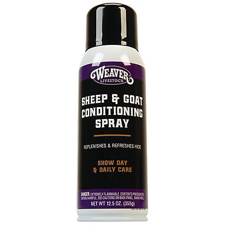 Weaver Leather Sheep & Goat Conditioning Spray