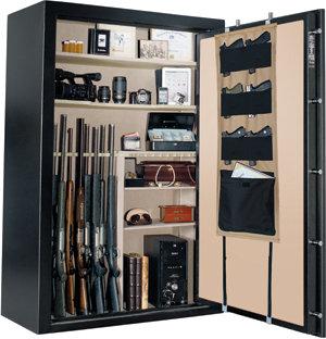 cannon safe door panel pistol kit