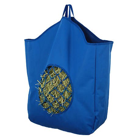 Tough-1 Nylon Tote Haybag with Poly Net